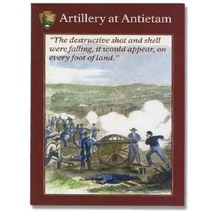 Artillery at Antietam Auto Tour Guide