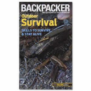 Backpacker Outdoor Survival