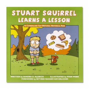 Stuart Squirrel Learns a Lesson Book