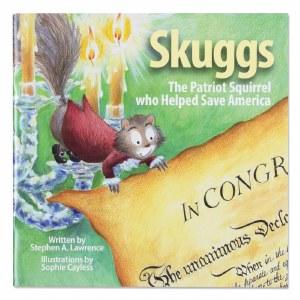 Skuggs The Patriot Squirrel
