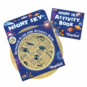 Night Sky Flyer and Activity Book