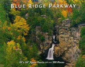 Blue Ridge Parkway Jigsaw Puzzle