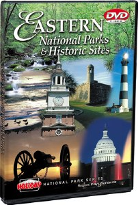 Eastern National Parks & Historic Sites DVD