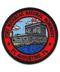 Fort Matanzas Patch