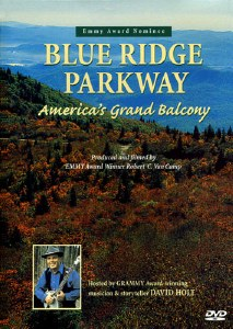 Blue Ridge Parkway - America Grand Balcony (DVD)