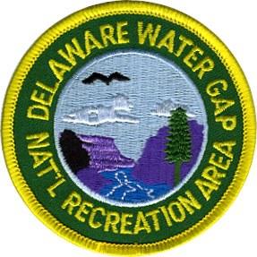 Delaware Water Gap - Patch