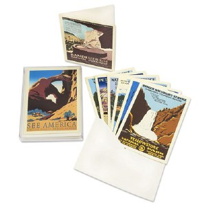 WPA Series Note Cards