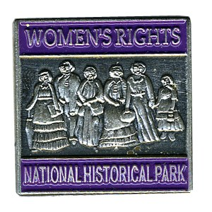 Women's Rights National Historic Park Pin