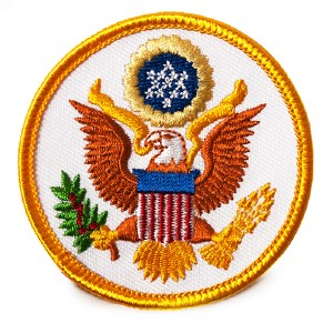 Great Seal of the United States Patch