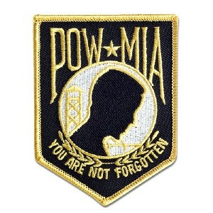 POW/MIA Collector's Edition Patch