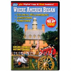 Where America Began DVD