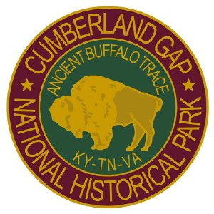 Cumberland Gap National Historical Park Bison Lapel Pin