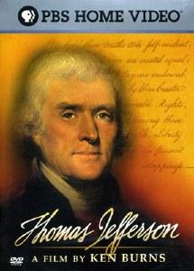 DVD Thomas Jefferson by Ken Burns