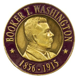 Booker T. Washington Pin