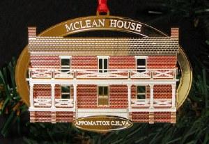 McLean House Ornament