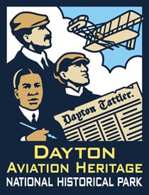 ANP Dayton Aviation Heritage Pin