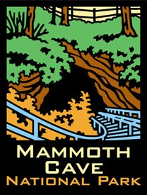 ANP Mammoth Cave National Park Pin