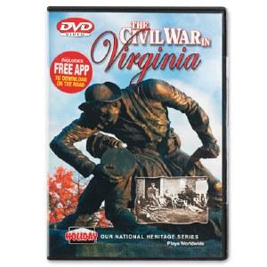 The Civil War in Virginia DVD