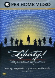 Liberty! The American Revolution DVD