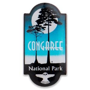 Congaree National Park Lapel Pin
