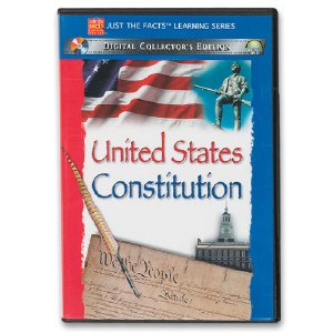 The United States Constitution DVD (Just the Facts Learning Series)