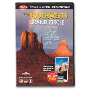 The Southwest's Grand Circle DVD