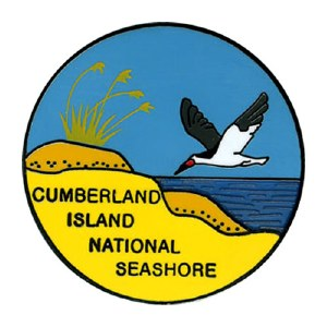 Cumberland Island National Seashore Pin