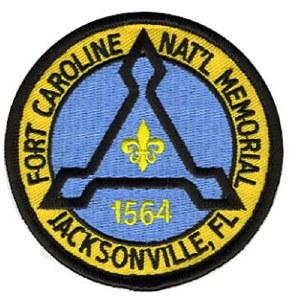 Fort Caroline National Memorial Patch