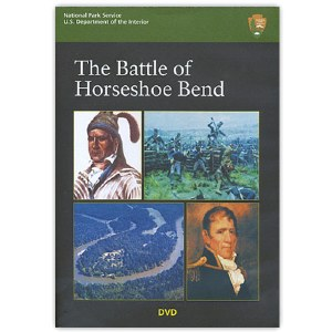The Battle of Horseshoe Bend DVD
