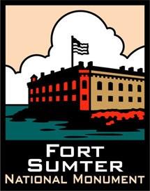 ANP Fort Sumter Magnet