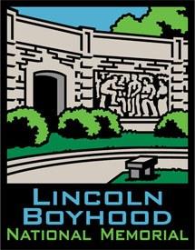 ANP Lincoln Boyhood Magnet