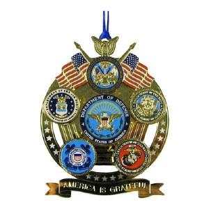 Honor Those Who Serve Ornament