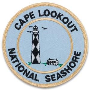 Cape Lookout National Seashore Patch