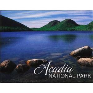 Acadia National Park Jordon Pond Magnet