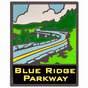 ANP Blue Ridge Parkway Pin