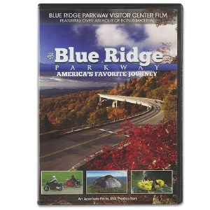 The Blue Ridge Parkway: America's Favorite Journey DVD