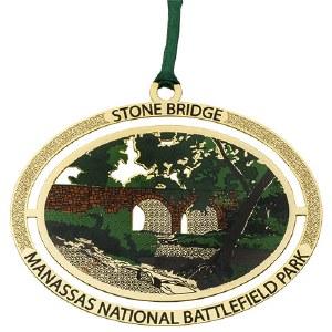 Stone Bridge Ornament