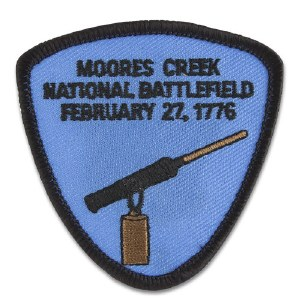 Moores Creek National Battlefield Collectible Patch