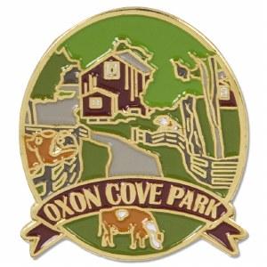 Oxon Cove Park Pin