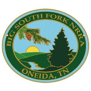 Big South Fork NRRA Hiking Stick Medallion