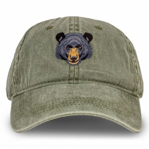 Blue Ridge Parkway Black Bear Cap
