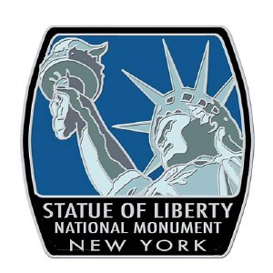Statue of Liberty National Monument Pin