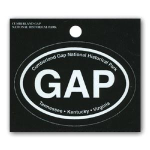 Cumberland Gap National Historical Park Decal