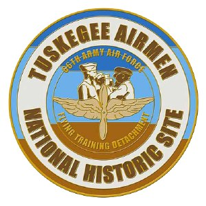 Tuskegee Airmen National Historic Site Pin