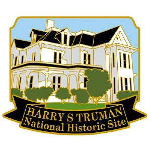 Harry S Truman National Historic Site Pin