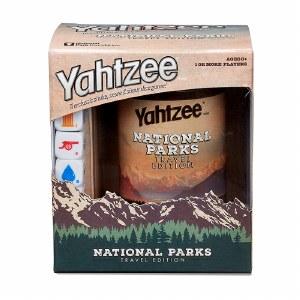 National Parks Yahtzee: Travel Edition