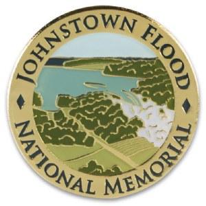 Johnstown Flood National Memorial Pin