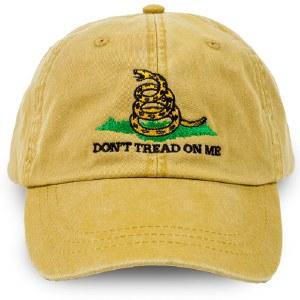 Don't Tread On Me Gadsden Flag Hat
