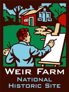 ANP Weir Farm National Historic Site Magnet
