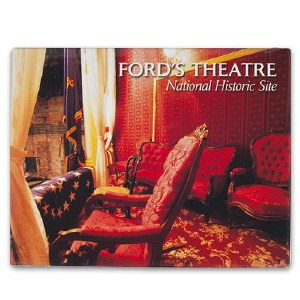 Ford's Theatre President's Box Magnet